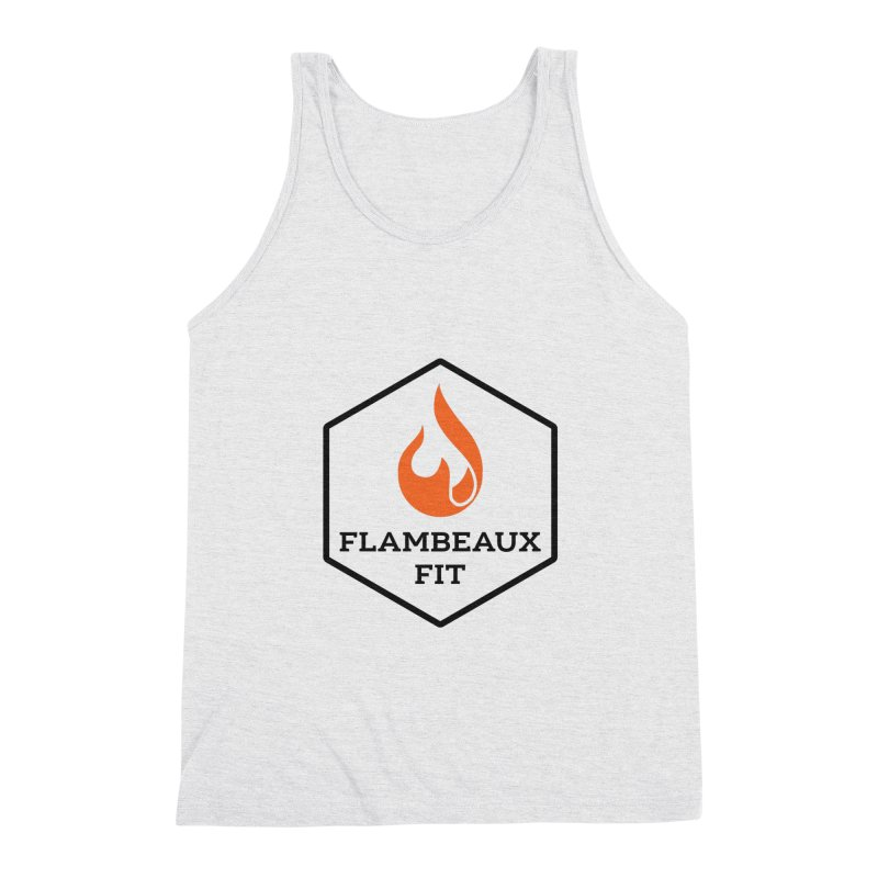 flambeaux fit Men's Tank by FlambeauxFit's Artist Shop