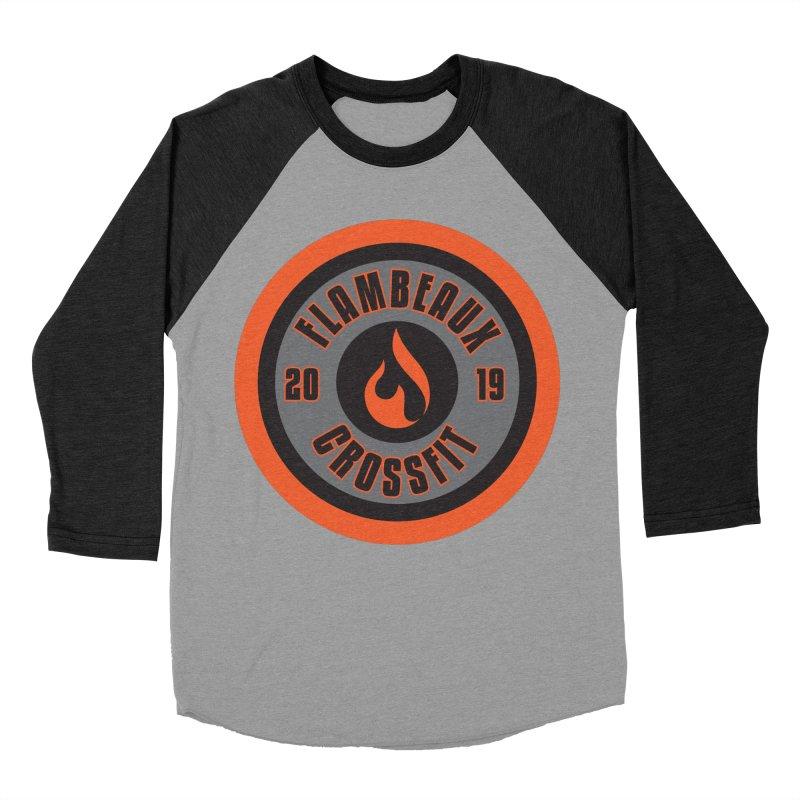 2019 Women's Baseball Triblend Longsleeve T-Shirt by FlambeauxFit's Artist Shop