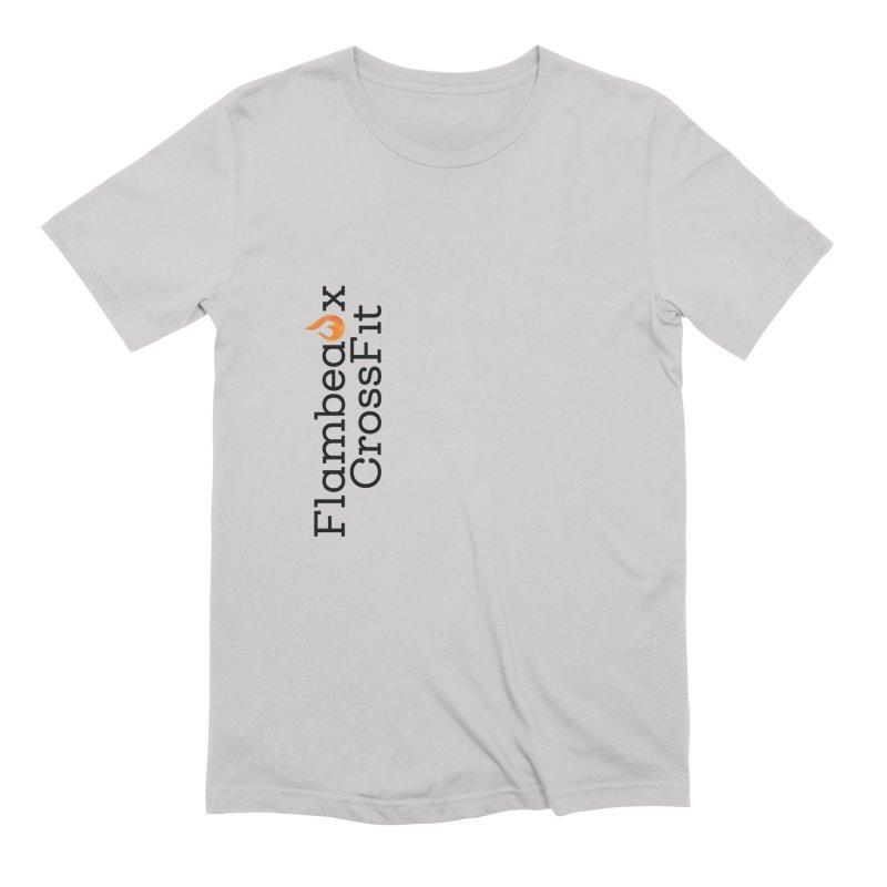 Vert Logo Men's T-Shirt by FlambeauxFit's Artist Shop