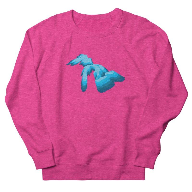 GREAT GREAT LAKES Women's Sweatshirt by    Flummox Industries