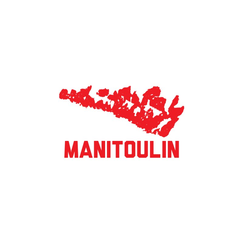MANITOULIN - RED by    Flummox Industries