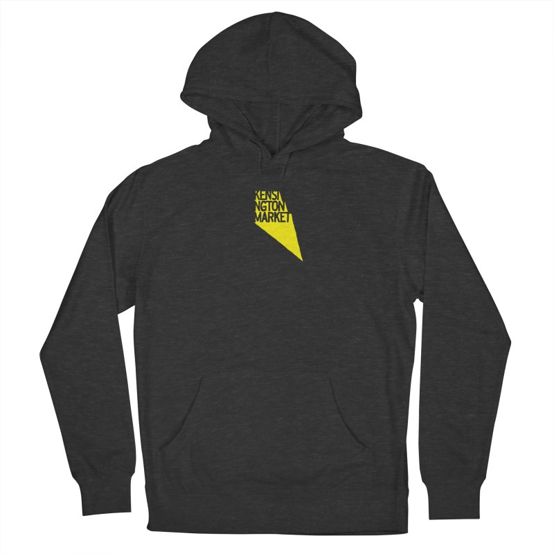 KENSINGTON MARKET - YELLOW Women's Pullover Hoody by    Flummox Industries