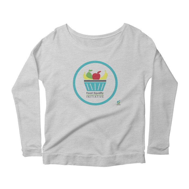 "Food Allergy Friendly Women's Longsleeve T-Shirt by FoodEqualityShop""s Artist Shop"
