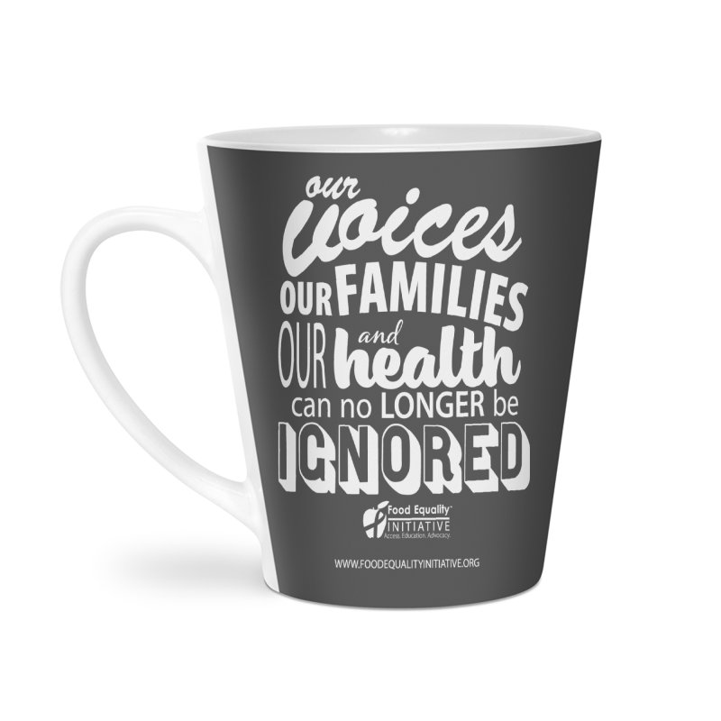 "FEI's Be Bold Quote Accessories Mug by FoodEqualityShop""s Artist Shop"