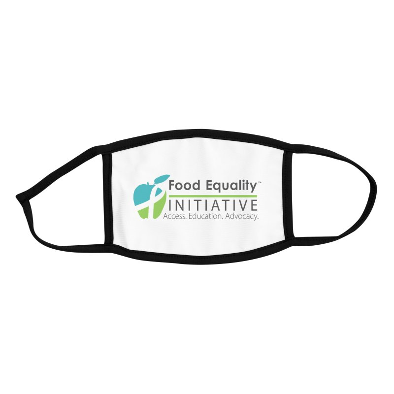 "FEI Logo Accessories Face Mask by FoodEqualityShop""s Artist Shop"