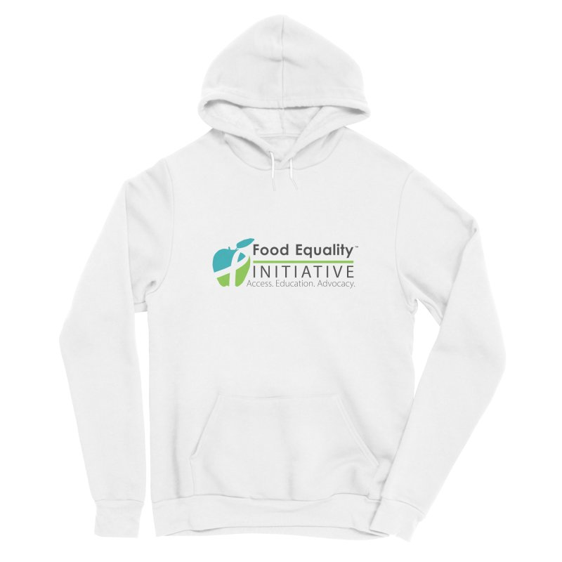 """FEI Logo Women's Pullover Hoody by FoodEqualityShop""""s Artist Shop"""
