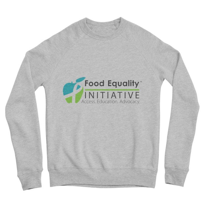 "FEI Logo Men's Sweatshirt by FoodEqualityShop""s Artist Shop"