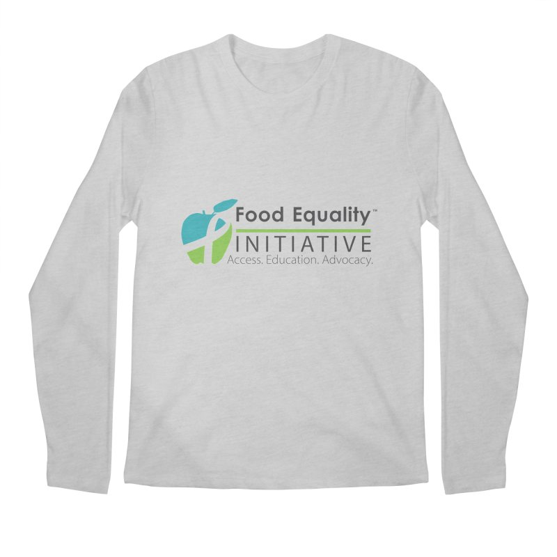 "FEI Logo Men's Longsleeve T-Shirt by FoodEqualityShop""s Artist Shop"