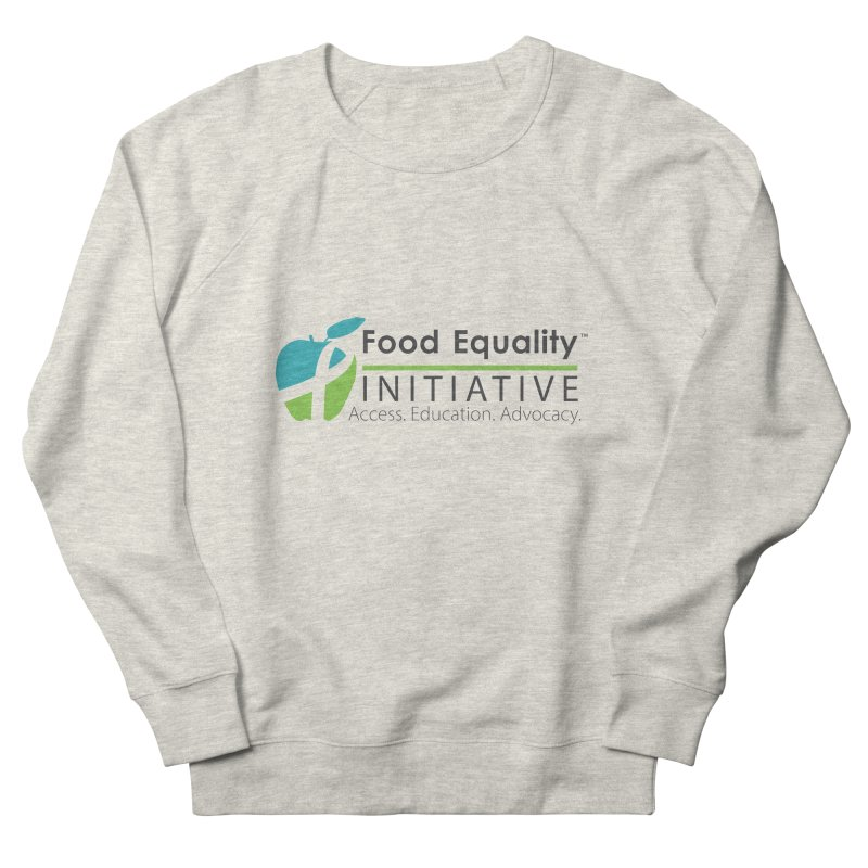 "FEI Logo Men's Sweatshirt by FoodEqualityShop""s Artist Shop"