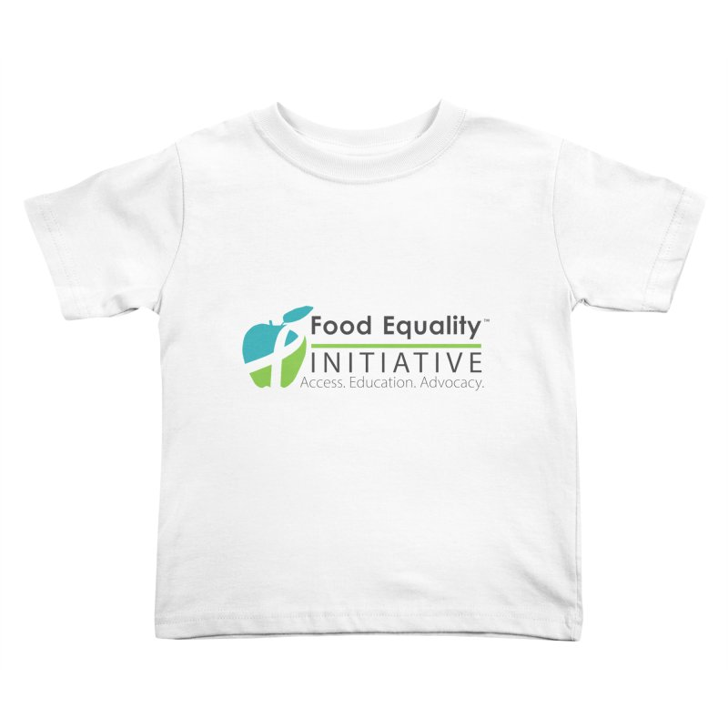 "FEI Logo Kids Toddler T-Shirt by FoodEqualityShop""s Artist Shop"