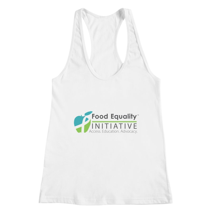 "FEI Logo Women's Tank by FoodEqualityShop""s Artist Shop"