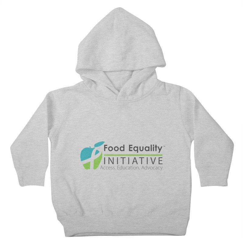 "FEI Logo Kids Toddler Pullover Hoody by FoodEqualityShop""s Artist Shop"