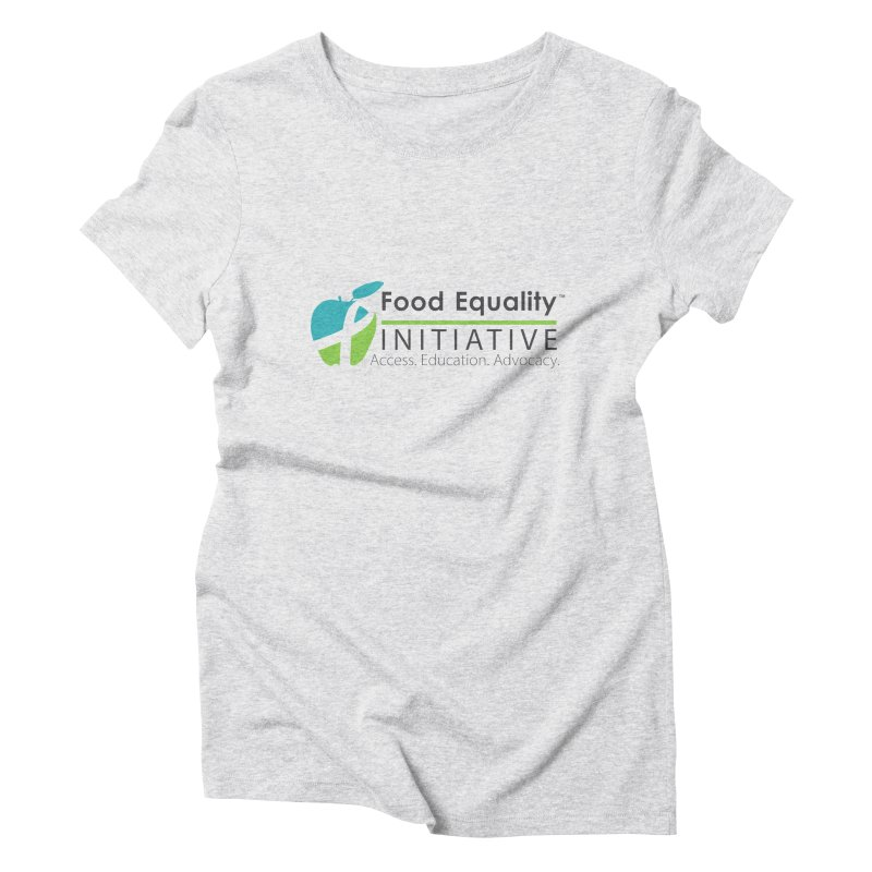 "FEI Logo Women's T-Shirt by FoodEqualityShop""s Artist Shop"