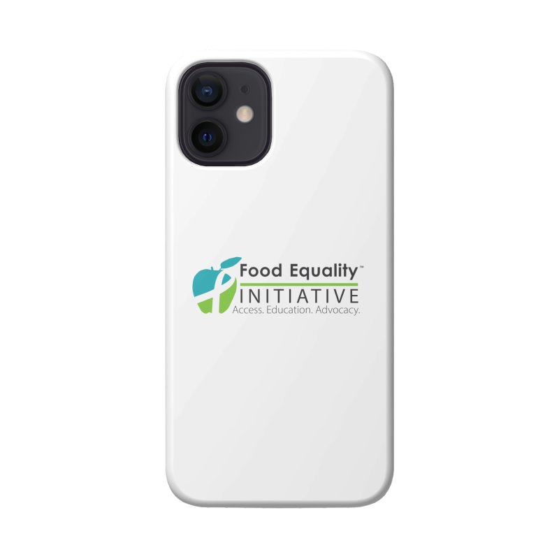 """FEI Logo Accessories Phone Case by FoodEqualityShop""""s Artist Shop"""