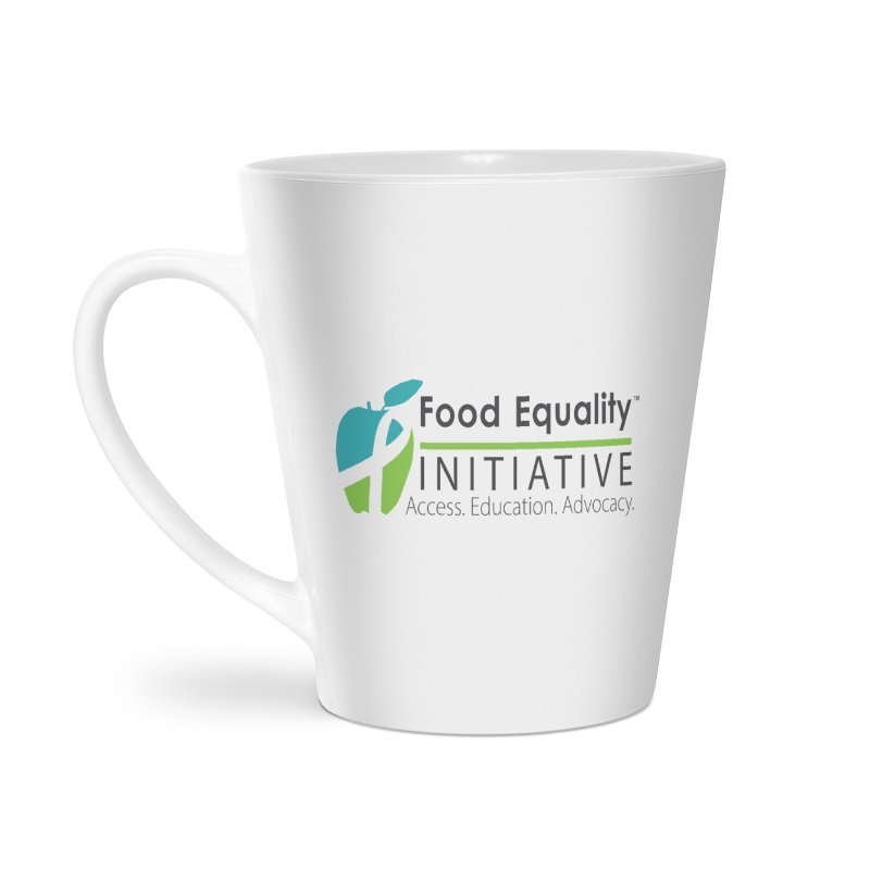 "FEI Logo Accessories Mug by FoodEqualityShop""s Artist Shop"