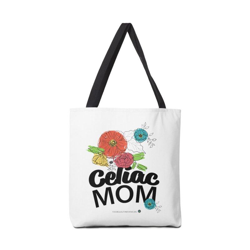 "I am a Celiac Mom! Accessories Bag by FoodEqualityShop""s Artist Shop"