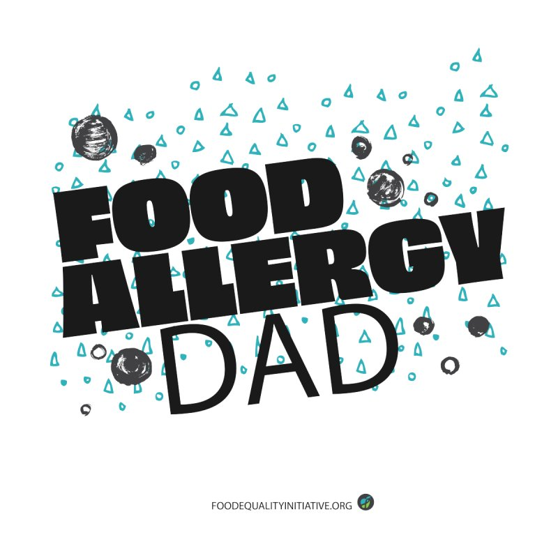 """I Am a Food Allergy Dad Men's T-Shirt by FoodEqualityShop""""s Artist Shop"""