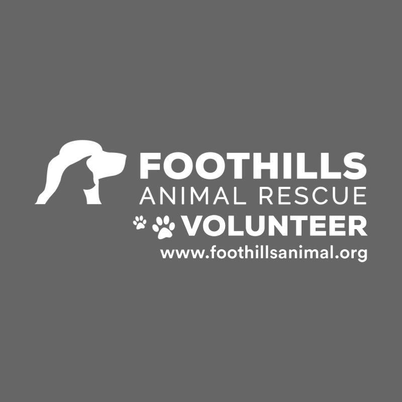 Volunteer Sticker Accessories Sticker by Foothills Animal Rescue Swag