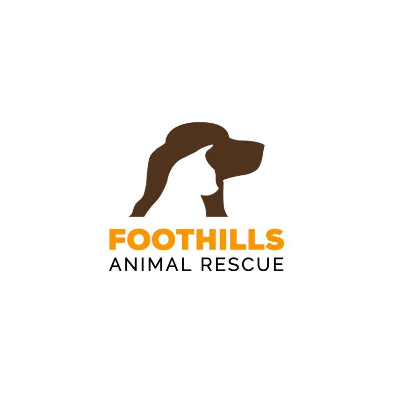 Logo Sticker Accessories Sticker by Foothills Animal Rescue Swag