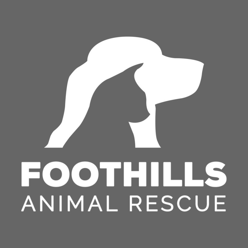 Logo Shirt (Light) Men's T-Shirt by Foothills Animal Rescue Swag