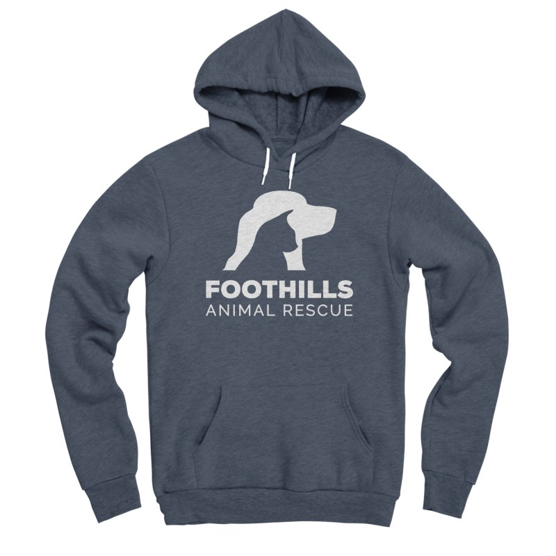 Logo Shirt (Light) Women's Pullover Hoody by Foothills Animal Rescue Swag