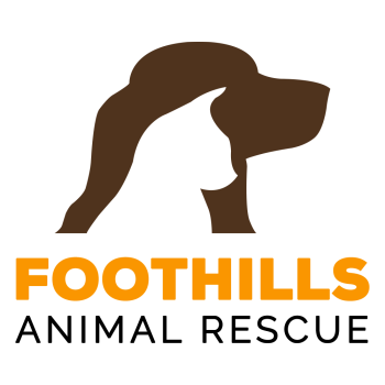 Foothills Animal Rescue Swag Logo