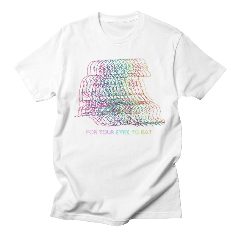 Spectrum Sadhu Women's T-Shirt by FOR YOUR EYES TO EAT - by Anand Khatri