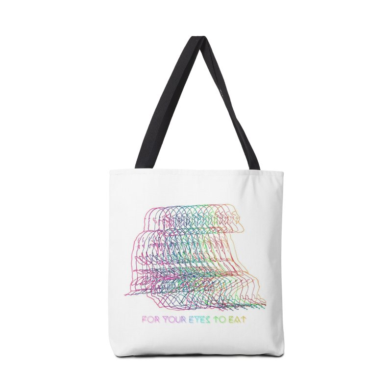Spectrum Sadhu Accessories Bag by FOR YOUR EYES TO EAT - by Anand Khatri