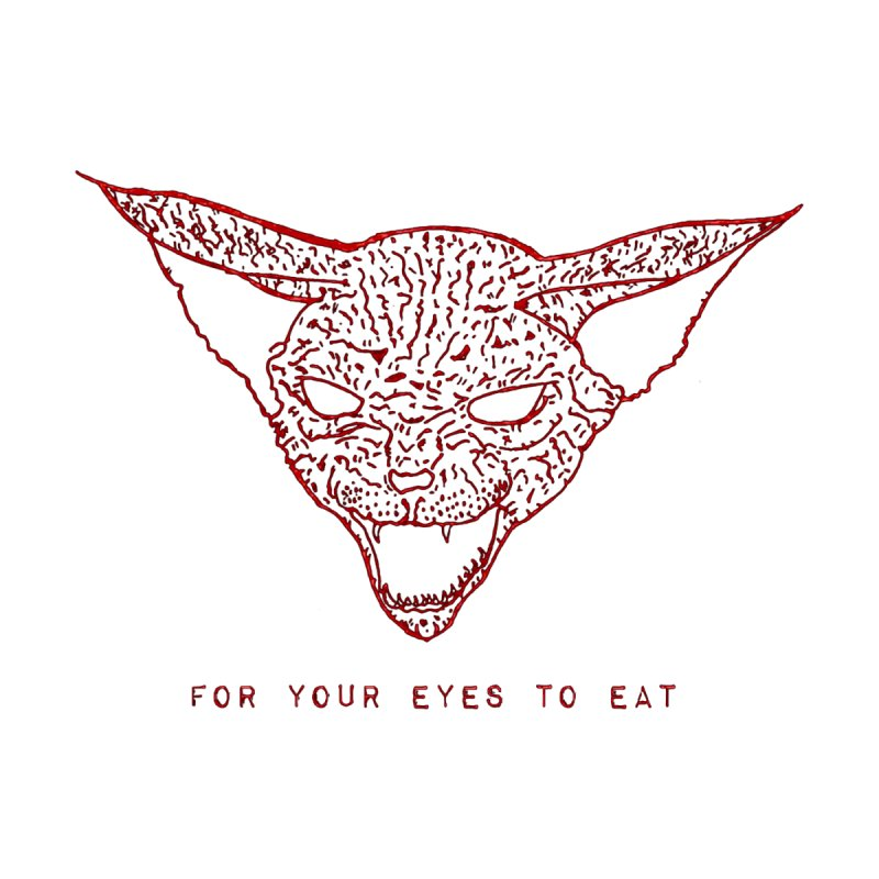 Good Kitty Men's T-Shirt by FOR YOUR EYES TO EAT - by Anand Khatri