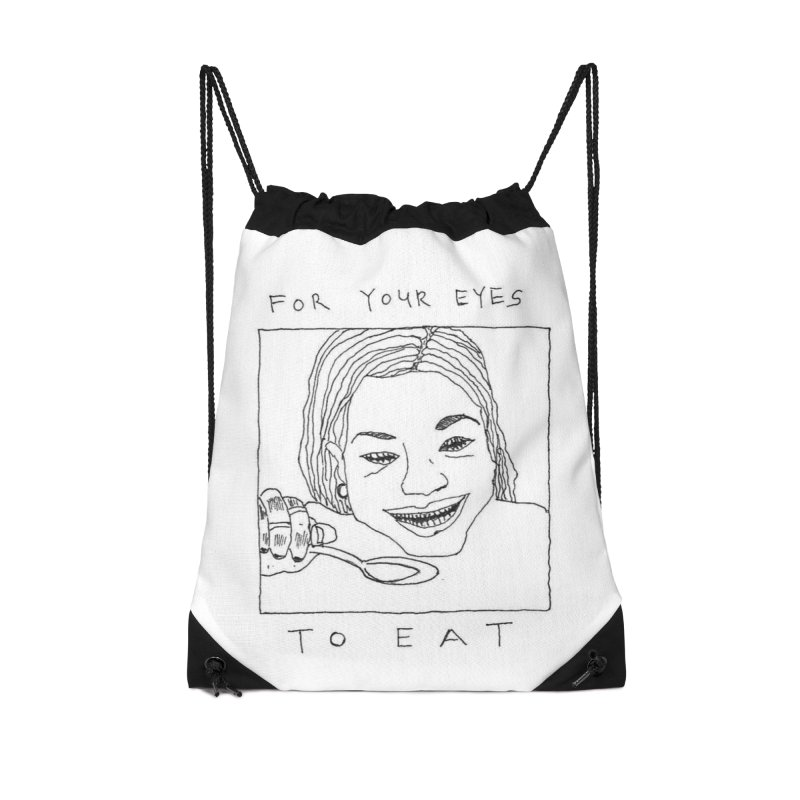 F.Y.E.T.E. Accessories Bag by FOR YOUR EYES TO EAT - by Anand Khatri