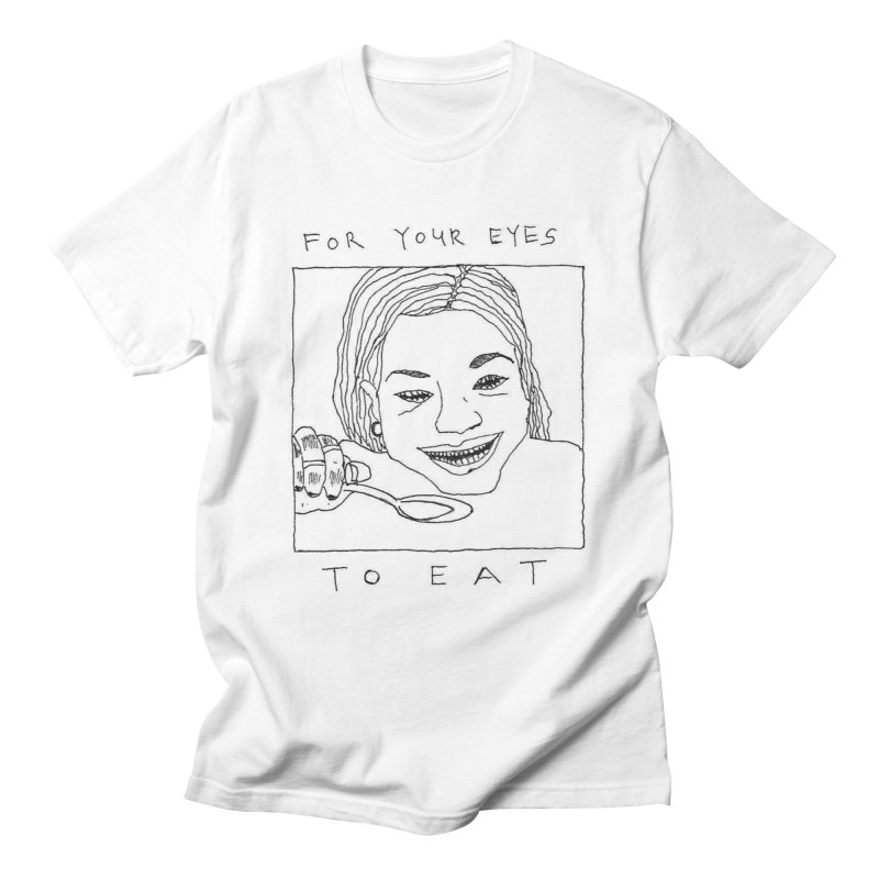 F.Y.E.T.E. Men's T-Shirt by FOR YOUR EYES TO EAT - by Anand Khatri