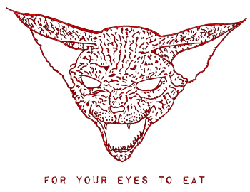 FOR YOUR EYES TO EAT - by Anand Khatri Logo