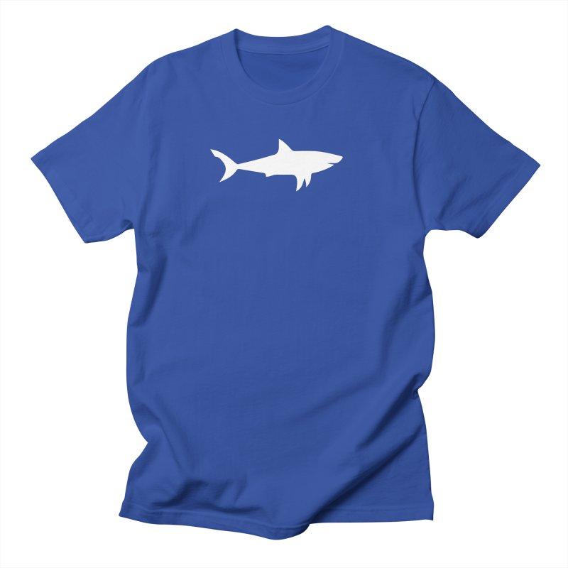 Bad White Men's T-Shirt by Forest City Designs Artist Shop