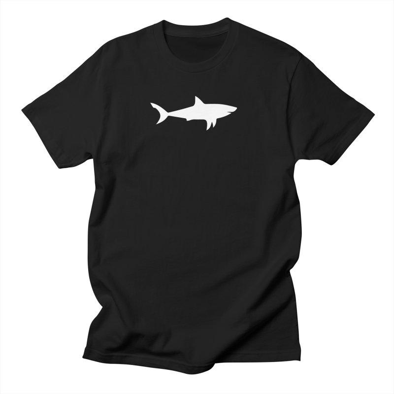 Bad White Women's Regular Unisex T-Shirt by Forest City Designs Artist Shop