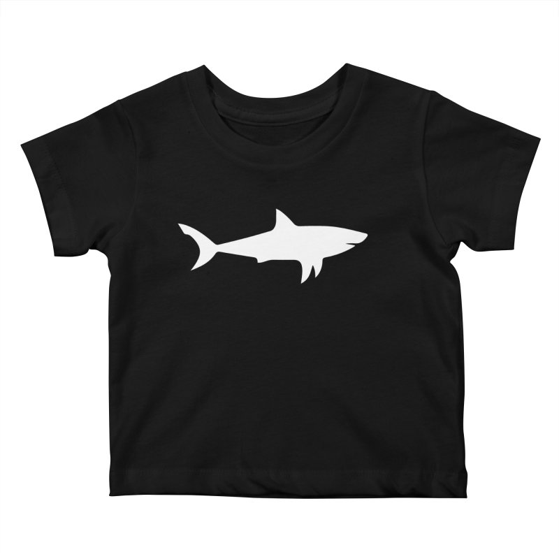 Bad White Kids Baby T-Shirt by Forest City Designs Artist Shop