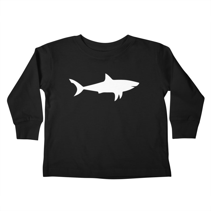 Bad White Kids Toddler Longsleeve T-Shirt by Forest City Designs Artist Shop