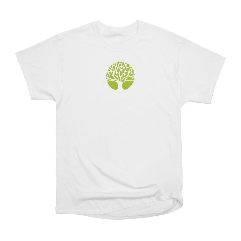 Big Tree Men's Heavyweight T-Shirt by Forest City Designs Artist Shop