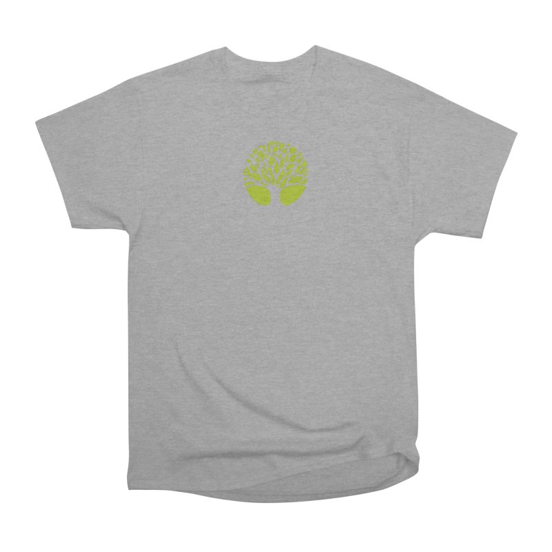 Big Tree Women's Heavyweight Unisex T-Shirt by Forest City Designs Artist Shop