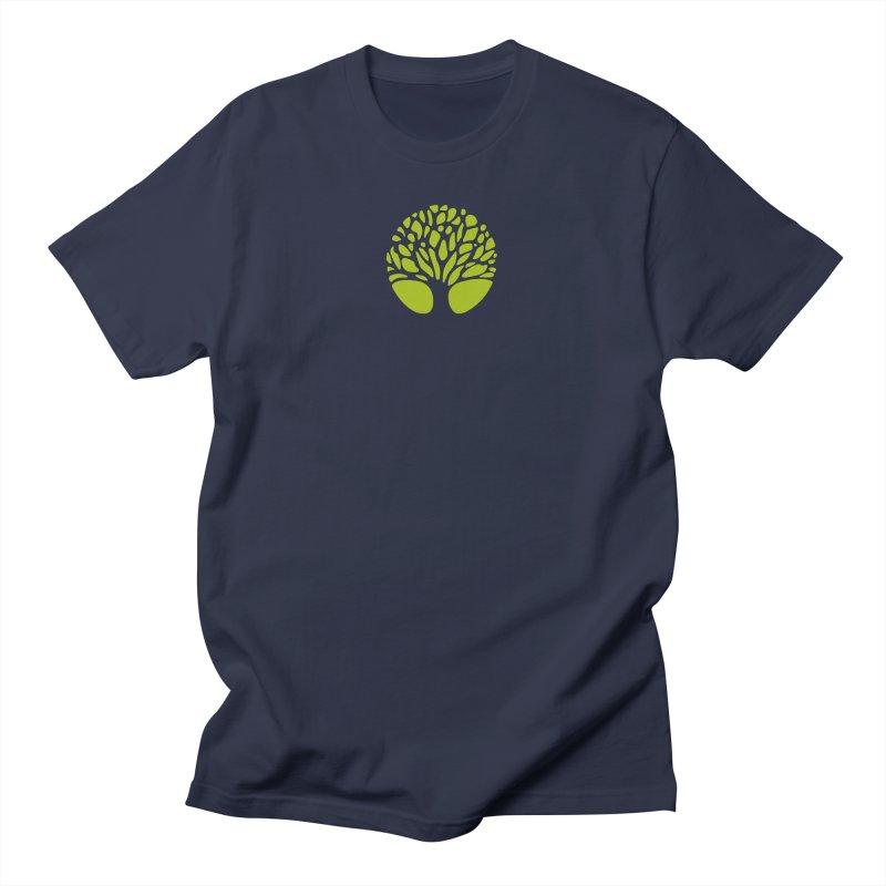 Big Tree Men's T-Shirt by Forest City Designs Artist Shop