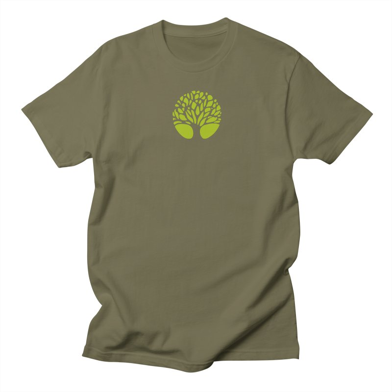 Big Tree Men's Regular T-Shirt by Forest City Designs Artist Shop