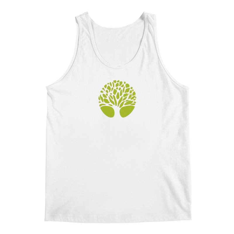 Big Tree Men's Tank by Forest City Designs Artist Shop