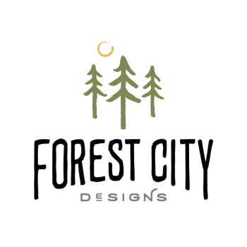 Forest City Designs Artist Shop Logo