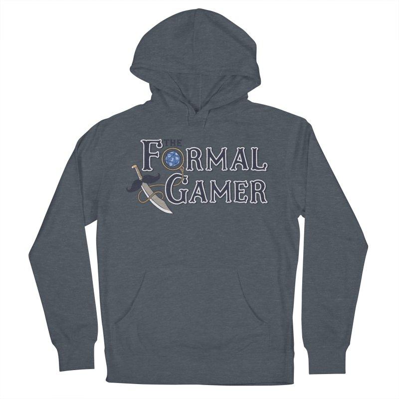 Formal Gamer Logo Women's Pullover Hoody by The Formal Gamer