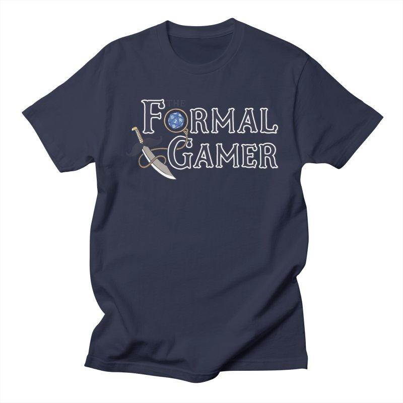 Formal Gamer Logo Women's T-Shirt by The Formal Gamer
