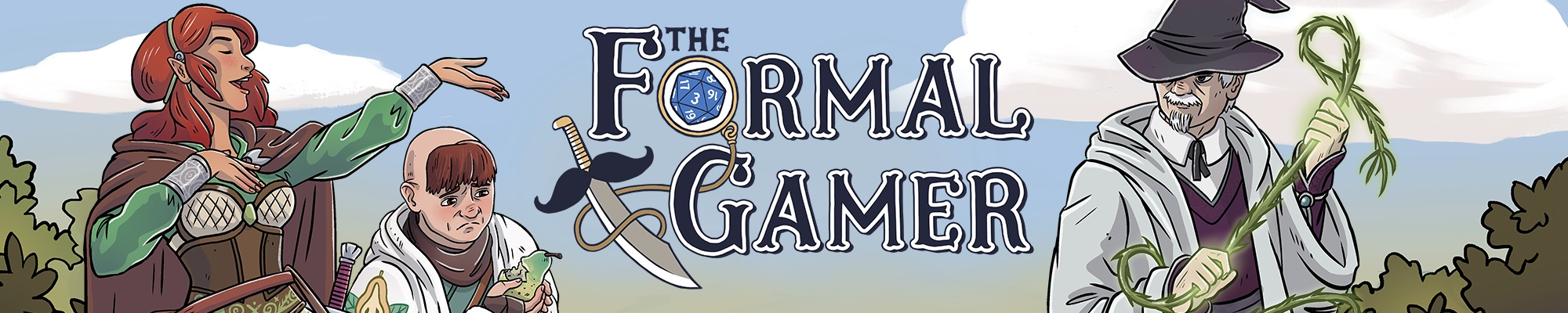FormalGamer Cover