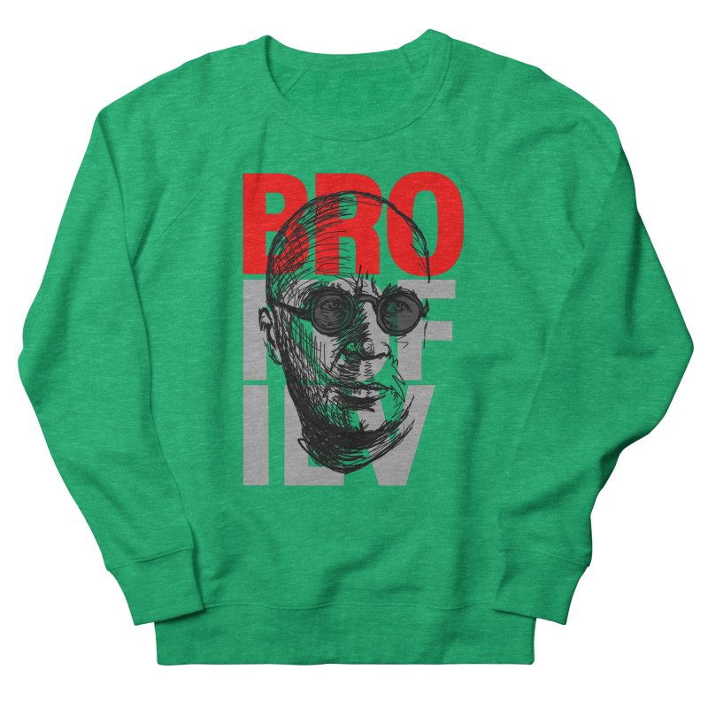 Brokofiev in Red and Gray Men's Sweatshirt by Fortissimo6's Shop