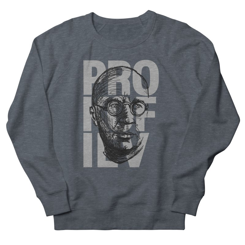 Prokofiev for dark shirts Women's Sweatshirt by Fortissimo6's Shop