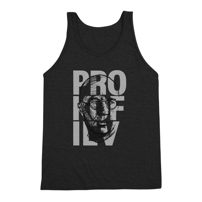 Prokofiev for dark shirts Men's Triblend Tank by Fortissimo6's Shop