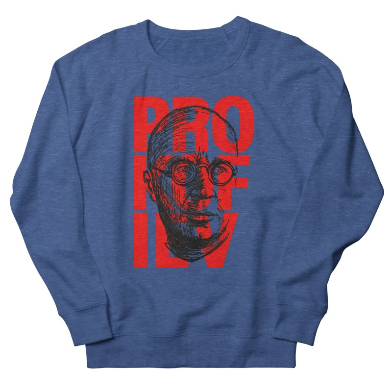 Prokofiev in red and black Women's Sweatshirt by Fortissimo6's Shop