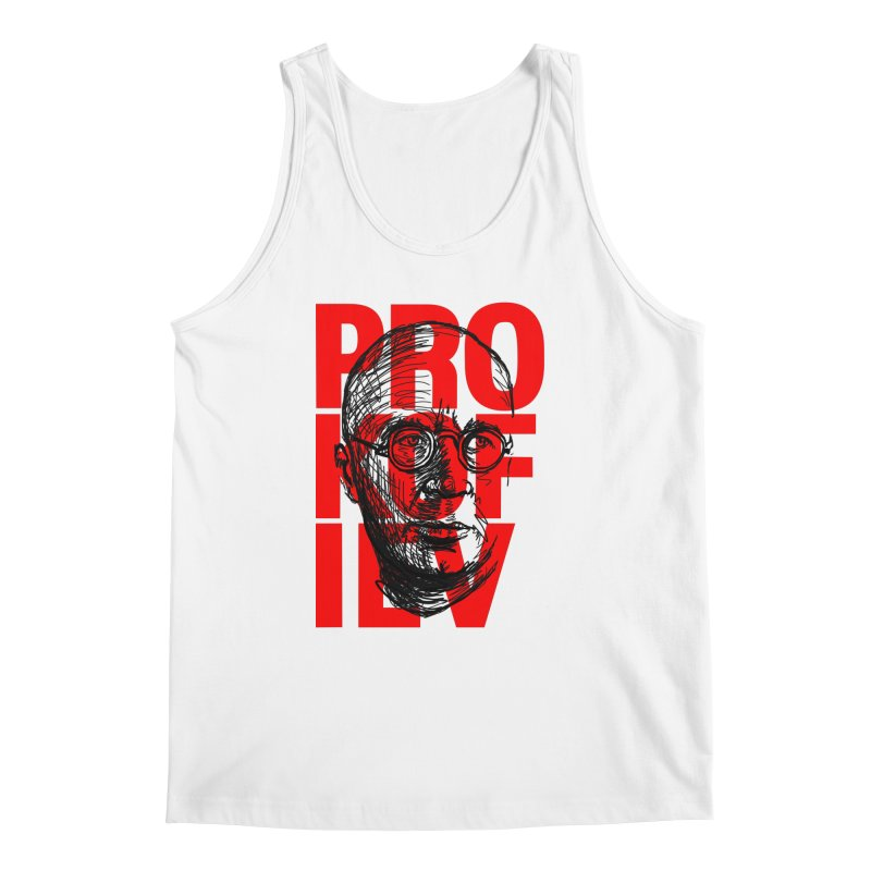 Prokofiev in red and black Men's Tank by Fortissimo6's Shop